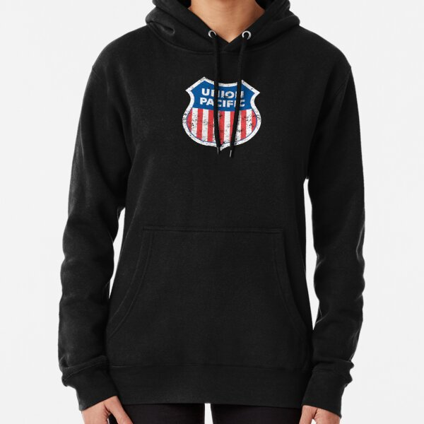 Union Pacific (Distressed) Pullover Hoodie