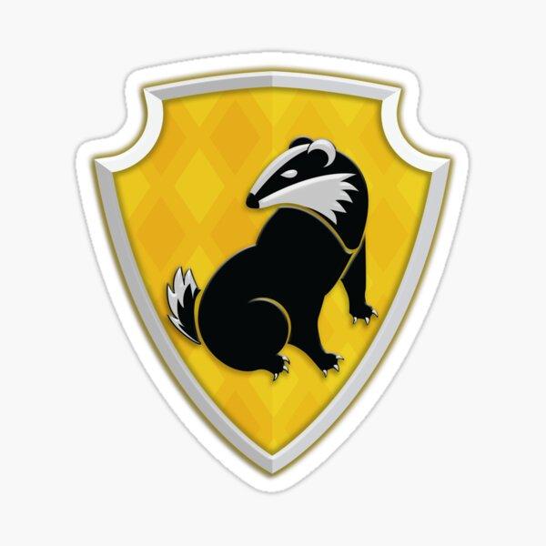 H Shield Sticker