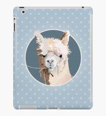 Lama Llove iPad-Hülle & Klebefolie