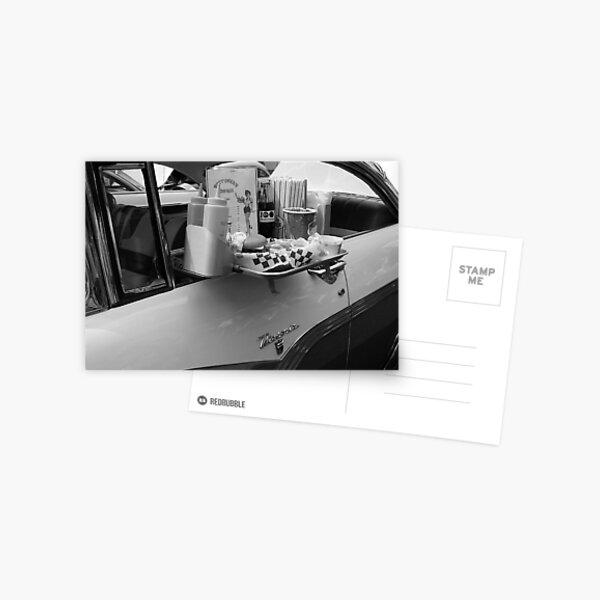 Victoria's Diner Postcard