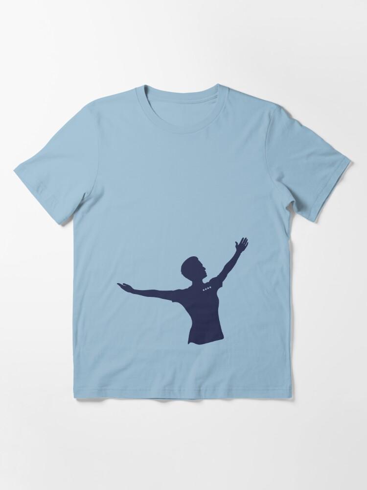 Alternate view of Megan Rapinoe - Shot Heard Round the World - Torso Essential T-Shirt