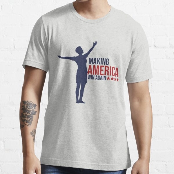 Megan Rapinoe - MAWA Making America Win Again - Left Essential T-Shirt