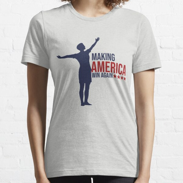 Megan Rapinoe - MAWA Making America Win Again - Left Essential T-Shirt