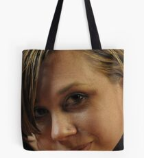 Ravelle, up close and personal Tote Bag