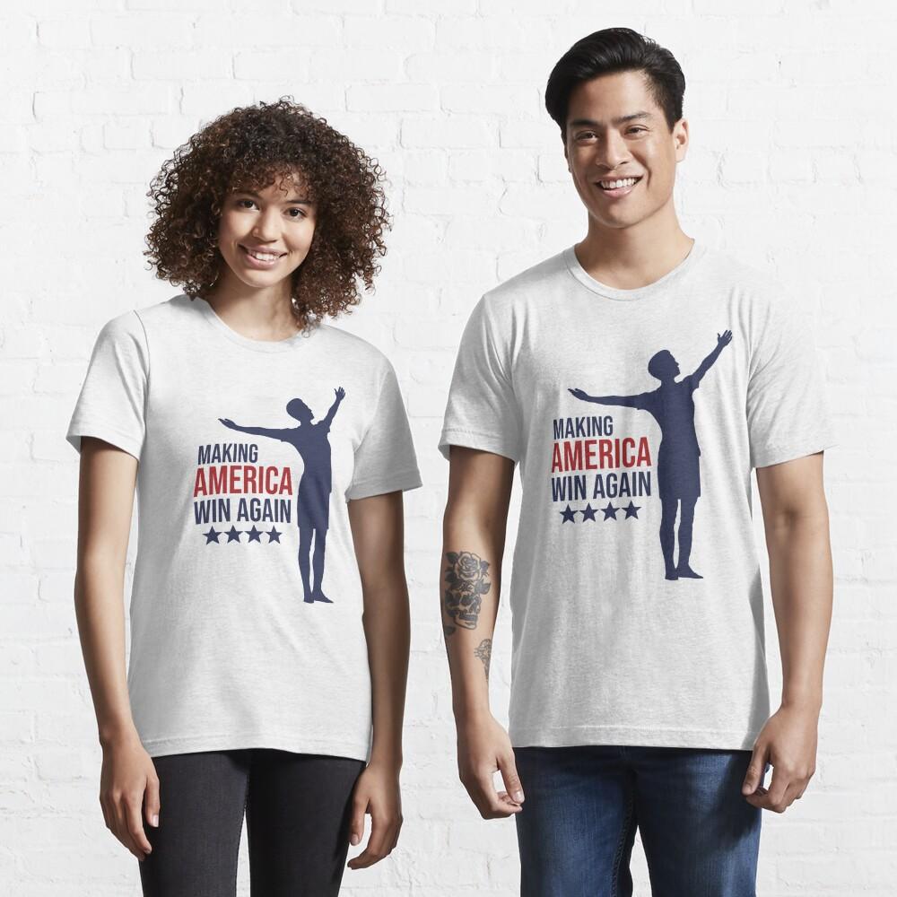 Megan Rapinoe - MAWA Making America Win Again - Right Essential T-Shirt