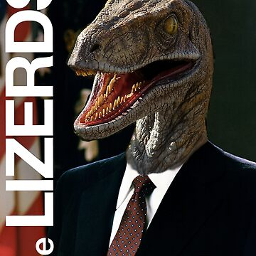 The Lizerds - Ronnie Raptor by thelizerds