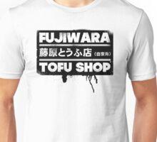 Initial D - Fujiwara Tofu Shop Tee (Black Box) Unisex T-Shirt