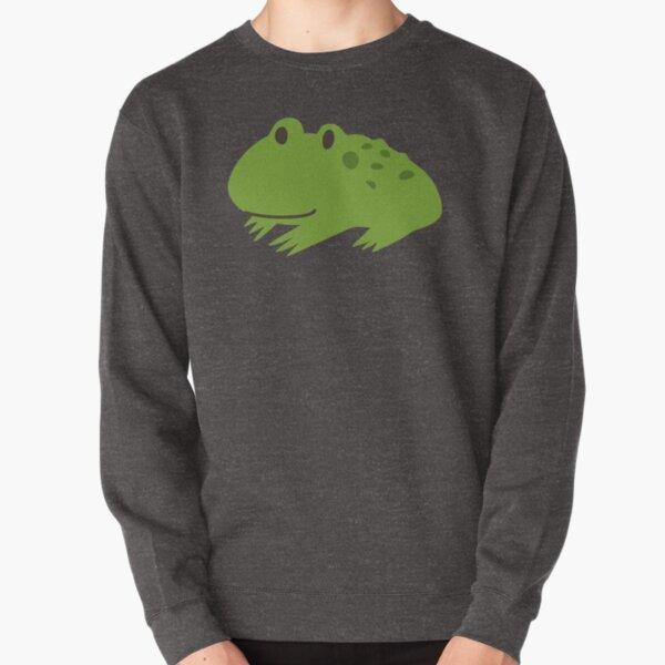 Handsome Toad Pullover Sweatshirt