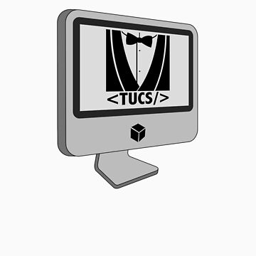 "TUCS ""iMac"" LOGO by chrisjrn"