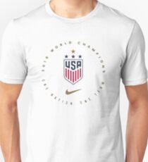 Camiseta ajustada USWNT Champions Logo