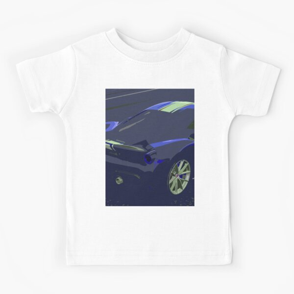 Ferrari 488 Pista Kids T-Shirt