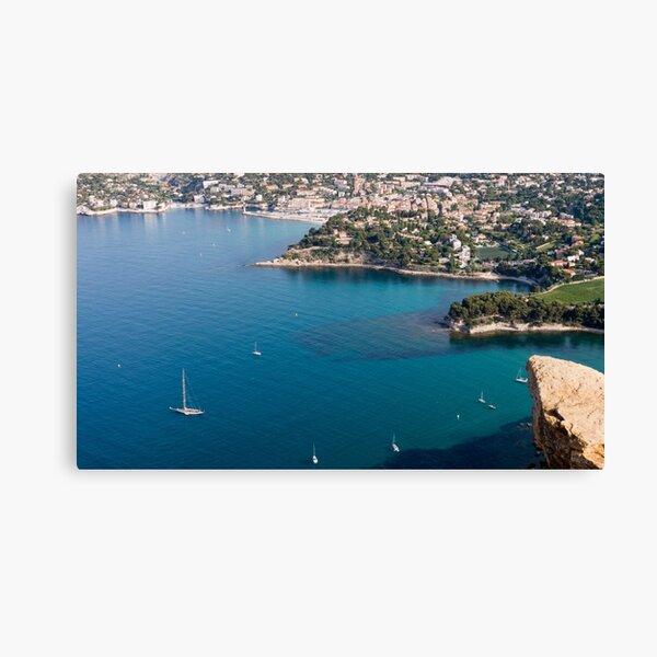 Cassis, France  Canvas Print