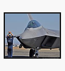 Pride of the Air Force Photographic Print
