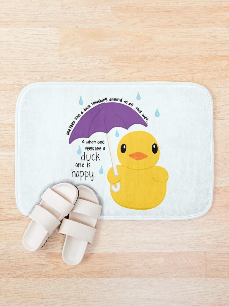 Alternate view of Duck Bath Mat