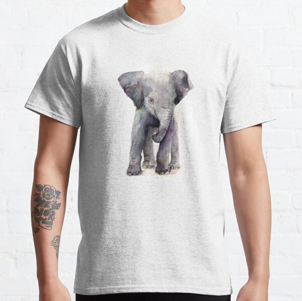 baby elephant Classic T-Shirt