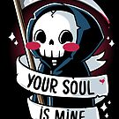 Your soul is mine by Typhoonic