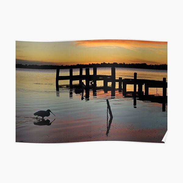 Budgewoi lake,,17-9-2010 Poster