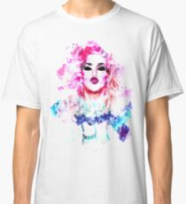 Adore Delano Water Colour Classic T-Shirt