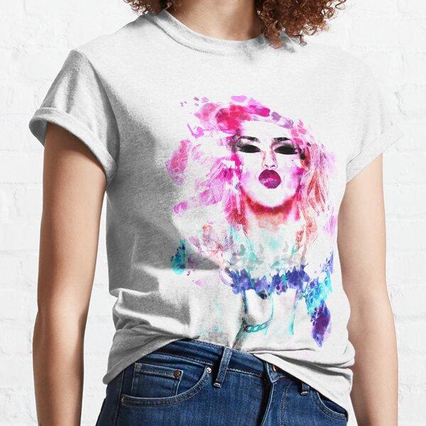 Adore Delano Water Colour Classic T-Shirt