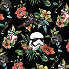 The Floral Awakens by joshln