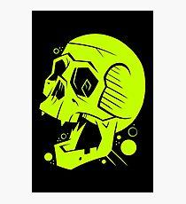 Toxic Scream Photographic Print
