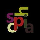 Custom Name Tag - Sophia - Girl Name by ys-stephen