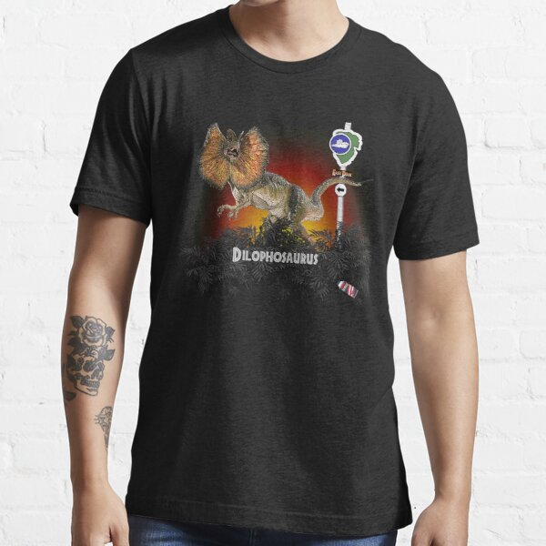 dilophosaurus Essential T-Shirt