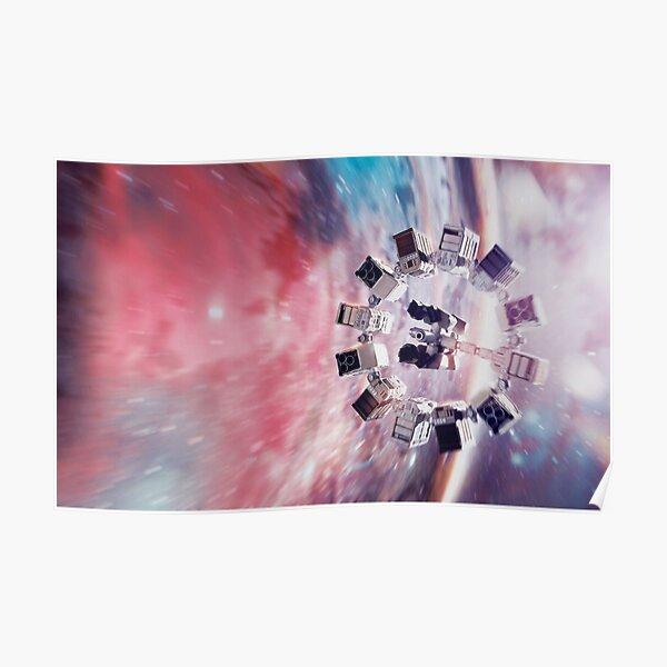Interstellar- Endurance/Space Skins Poster