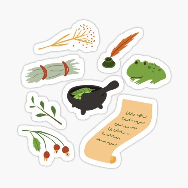 Herbology Class Sticker