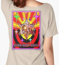 The Stars Get Together in the Morning Light and hay presto'  Sunshine!! Women's Relaxed Fit T-Shirt