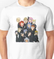 Kingdom Hearts- Organization 13 T-Shirt