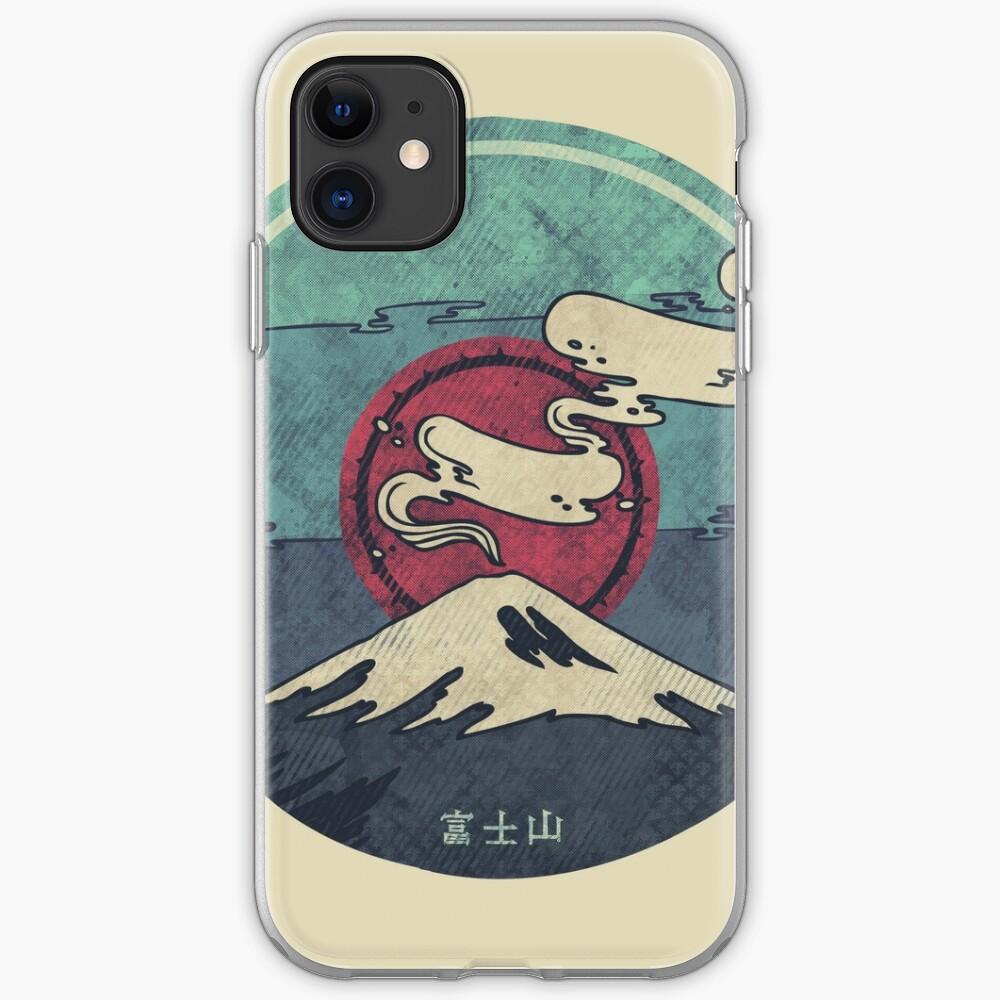 Fuji iPhone Case & Cover