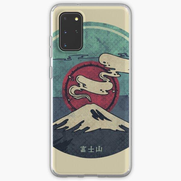 Fuji Coque souple Samsung Galaxy