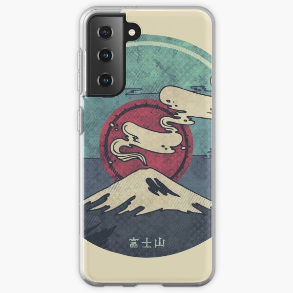 Fuji Samsung Galaxy Soft Case