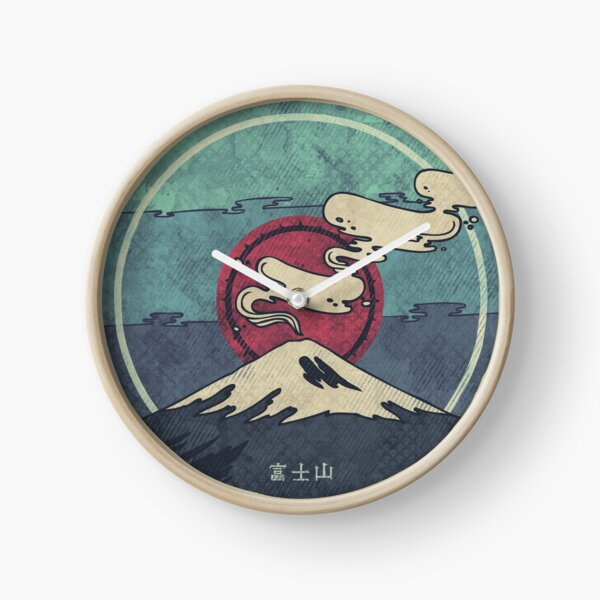 Fuji Clock
