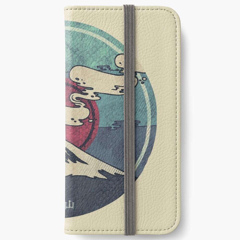 Fuji iPhone Wallet