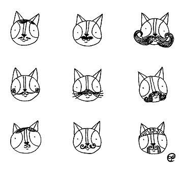 Catstache by jrock1184
