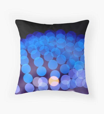 Illuminated Constellation Throw Pillow