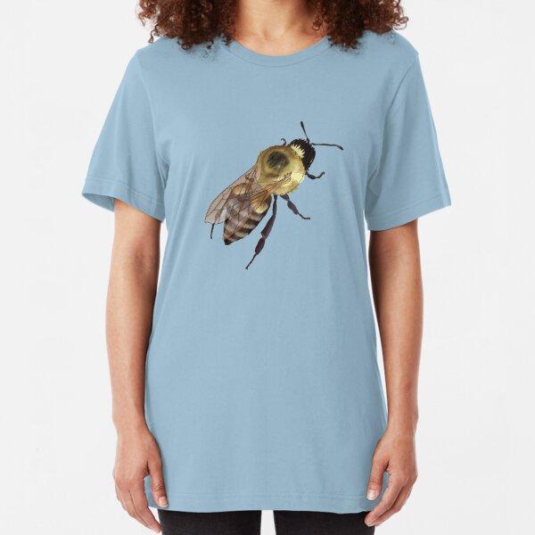 Bumblebee   Bombus impatiens Slim Fit T-Shirt