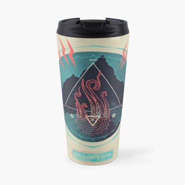 Mountain of Madness Travel Mug