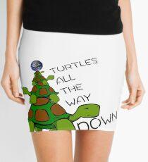 Turtles all the way down! Minirock
