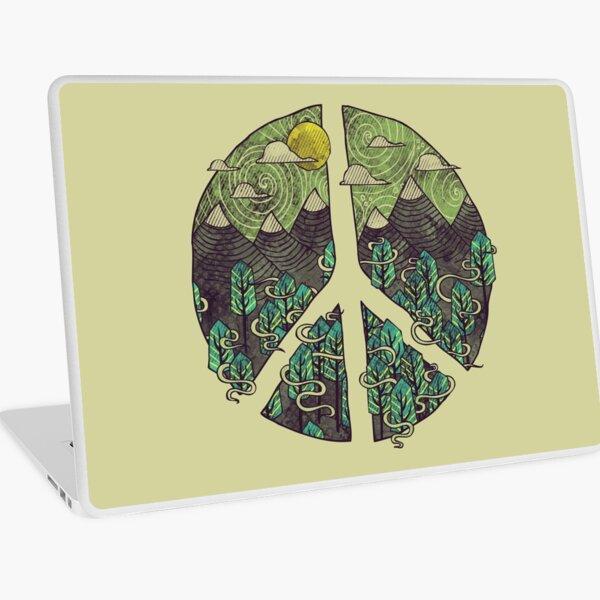 Peaceful Landscape Laptop Skin