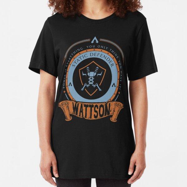 WATTSON - LIMITED EDITION Slim Fit T-Shirt