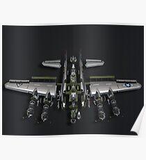 Warranty Void - Model Plane Poster