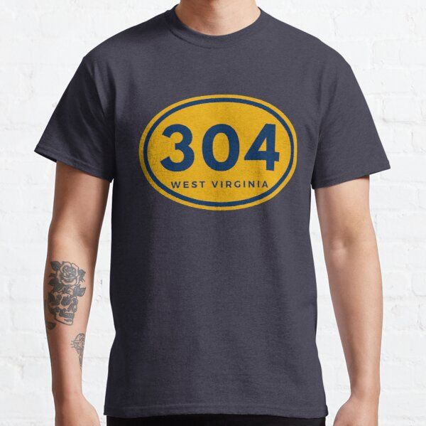 304 West Virginia Classic T-Shirt