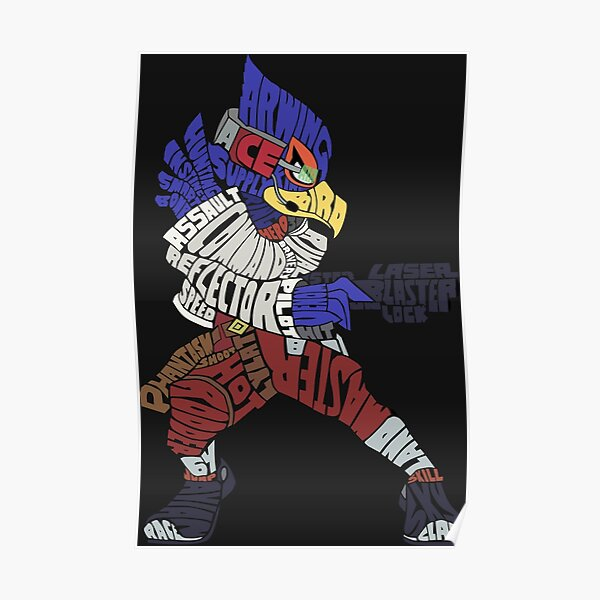 That Ain't Falco! | Falco Typography Poster