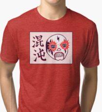 CHAOS Lucha Tri-blend T-Shirt