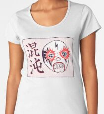CHAOS Lucha Premium Scoop T-Shirt