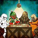 Poker by Matt Sinor