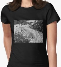 Wrapped in Plastic Womens Fitted T-Shirt